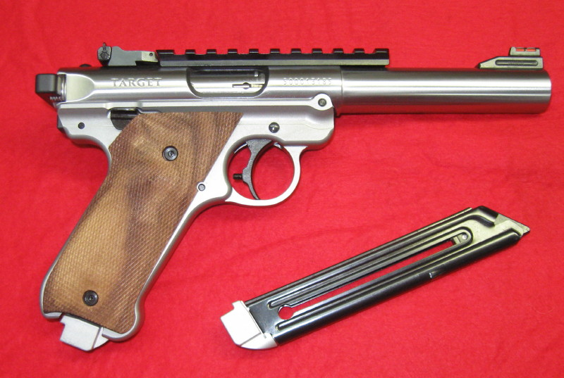 Custom Packages for Ruger® Mark IV™ Pistols - Majestic Arms